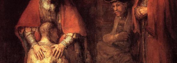 Картина Рембрандта о прощении. «Возвращение блудного сына»